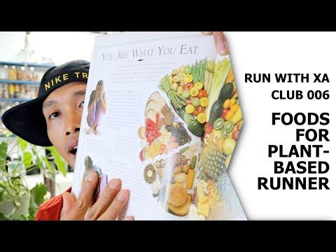 CLUB 006 : อาหารสำหรับนักวิ่ง ที่ทำให้เหนื่อยน้อย ฟื้นฟูเร็วและหลับสบาย Foods for Plant-based Runner