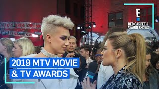 Why YouTuber James Charles Leaked His Own Nude After Hack | E! Red Carpet & Award Shows