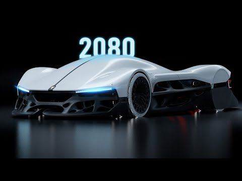 Futuristic CAR INVENTION