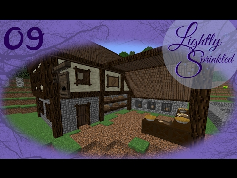 Modded Minecraft: Lighlty sprinkled: Chisel and bits Bakery