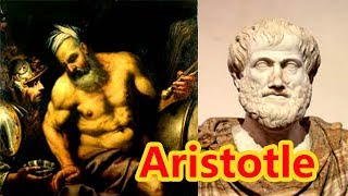 an analysis of the speech about the great ancient greek philosopher aristotle Philosophy of the ancient world analysis western philosophy can be traced back to ancient greek is considered the first philosopher in the west to shift.