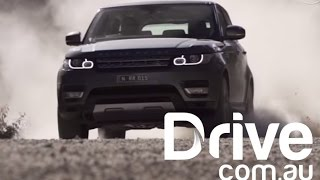Range Rover Sport 2014 Track & Off-Road tested | Drive.com.au