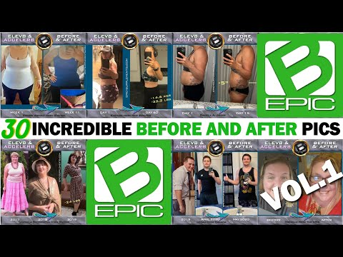 BEpic: Before & After Pics (from Weight Loss Reviews) Vol. 1