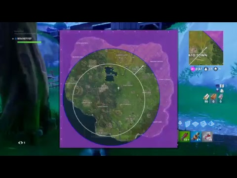 FORTNITE #5 BR LIVE MITCH GAMING