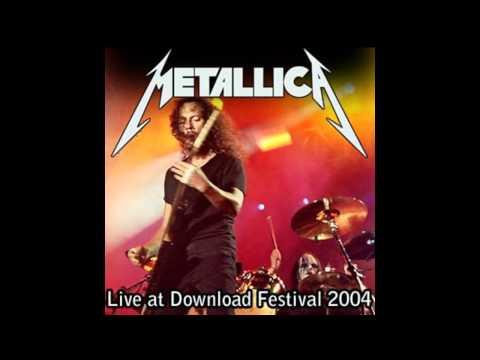 Metallica Ft. Joey Jordison - Creeping Death (Download Festival 2004)