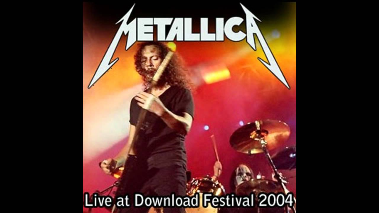 metallica ft joey jordison creeping death download festival 2004 youtube. Black Bedroom Furniture Sets. Home Design Ideas
