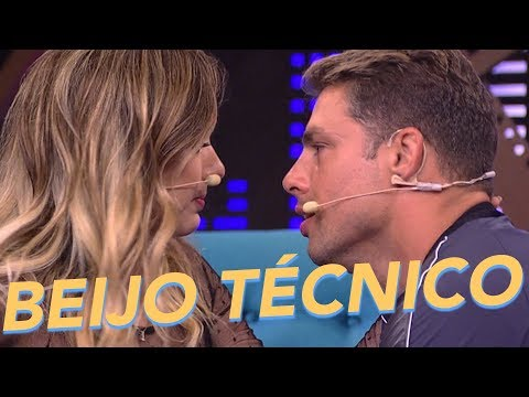 Beijo Técnico  Tatá Werneck  Cauã Reymond  Lady Night  Humor Multi
