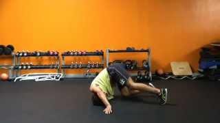 Back and Hip mobility excercise - Esercizi in progressione per la mobilità del rachide e anche