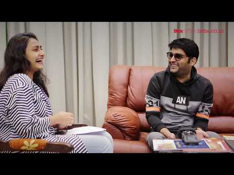 Kapil Sharma's funny moments at Box Office India | Firangi | Firangi promotions