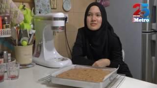 HM Viral: Menjual kek dan manisan dalam talian