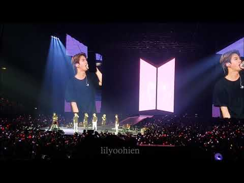BTS In Berlin D2 - So What / Anpanman / Talk / Answer: Love Myself [181017] Part 13 End