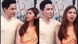 eat bulaga april 5 2017 watch alden and maine share their experiences for dtby taping
