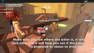 Roblox: How To Be Good At Death Run! (Get Coins and XP!) w/ Music!