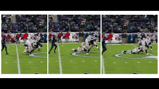Absolute Greatest Hits BYU v. UNLV: top take downs, touchdowns, tackles