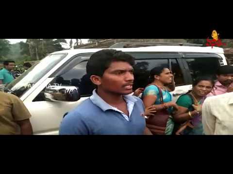 కిడారి సర్వేశ్వరరావు ను ఎలా చంపారో చెప్పిన ప్రత్యక్ష సాక్షి | Vanitha News | Vanitha TV