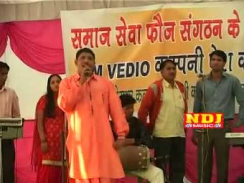 Haryanvi Ragni Sajan Ke Ghar Jana Se by Foji Karamveer  YouTube 360p]