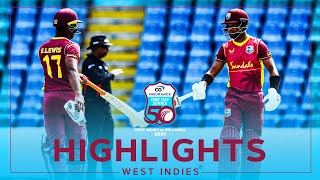 Extended Highlights | West Indies vs Sri Lanka | Hope Shines with Hundred! | 1st CG Insurance ODI