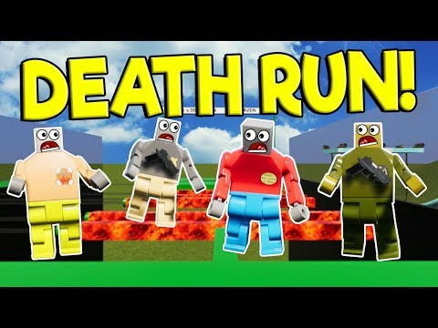 LEGO ULTIMATE DEATH RUN CHALLENGE! - Brick Rigs Multiplayer Gameplay - Lego Obstacle Course Survival