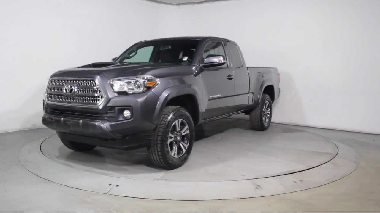2017 toyota tacoma access cab trd sport for sale in miami fort lauderdale hollywood west palm. Black Bedroom Furniture Sets. Home Design Ideas
