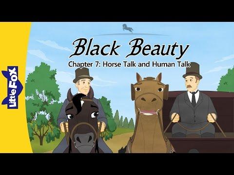 Black Beauty 7: Horse Talk and Human Talk | Level 6 | By Little Fox