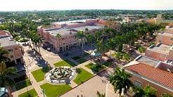 Aerial Photography of Boca Raton & West Palm Beach in 4K (DJI Phantom 3 Professional)