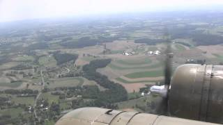 "HD: A flight on the B-17 ""Yankee Lady"" June 3rd, 2012"
