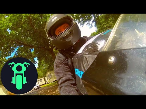 Motorcycle Touring (Isle of Wight)
