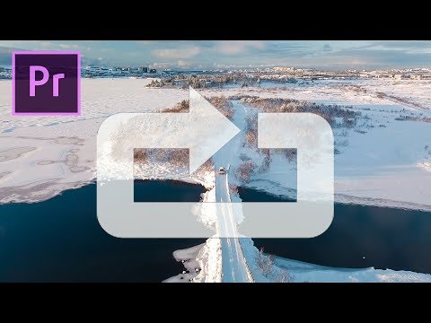 How to Loop Playback! - Adobe Premiere Pro Tutorial thumbnail