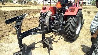 Agricultural implements by  Pallavi industries
