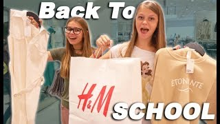 Back To School OUTFIT Shopping HAUL!