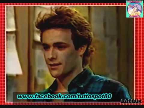 """Luke Perry in """"Quando si Ama"""" (Loving Soap Opera) 1988  Ita. *RARISSIMO*"""