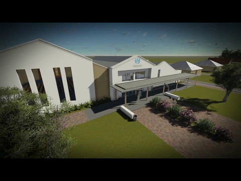 Harvest Christian Church   New proposed addition  alterations Port Elizabeth