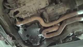 Катализатор на авто Chevrolet Captiva. Катализатор на авто Chevrolet Captiva ремонт и замена