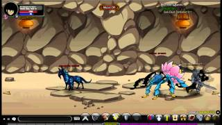 AQW 13 Lords of Chaos - Sandsea