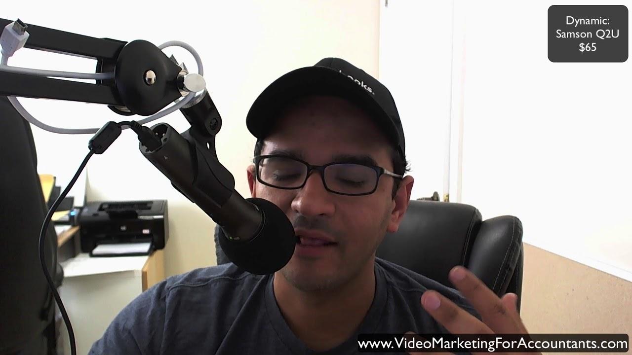 condenser vs dynamic microphones review of at2020usb vs samson q2u vs blue yeti youtube. Black Bedroom Furniture Sets. Home Design Ideas