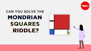 Can you solve the Mondrian squares riddle? - Gordon Hamilton