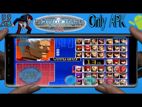 {APK} How To Download & Install The King Of Fighters 2002 Plus Game For  Android Devices(Urdu /Hindi) by GamingAllWorlds