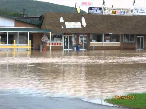 Flood 2011 Hallstead-Great Bend, PA