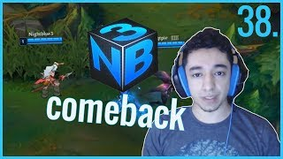 Nightblue3 is back and plays offstream? LoL Daily Moments Ep 38