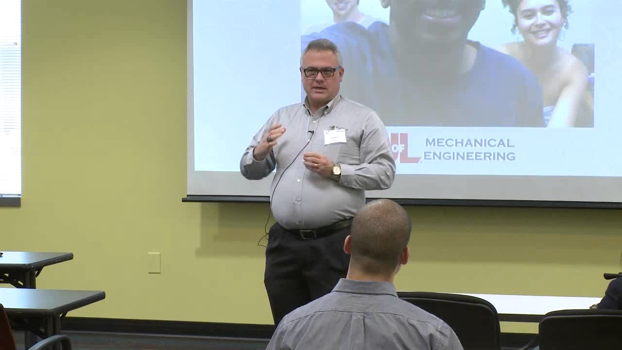 UofL 3D Printing Business Incubator: Gabe Doman