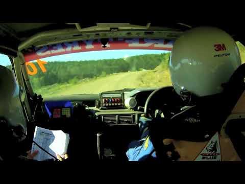 Globe Roamer Rally 2017 Stage 8