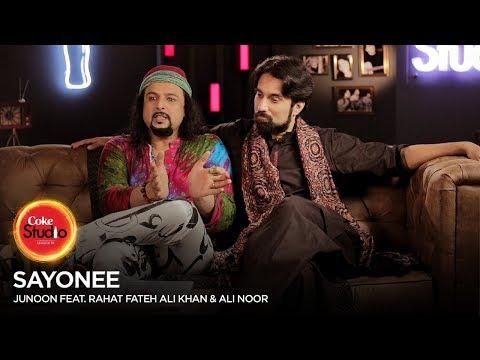 BTS, Junoon Feat Rahat Fateh Ali Khan & Ali Noor, Sayonee, CS10, Ep 2. #CokeStudio10