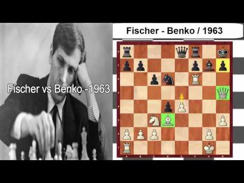Fischer vs Benko  1963