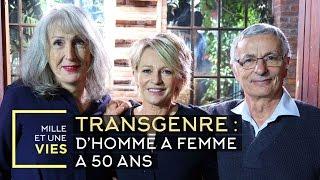 Être transgenre au quotidien, la transformation d'Olivia Chaumont - Mille et une vies