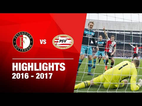 Samenvatting Feyenoord - PSV 2016-2017