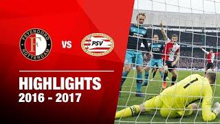 Video Gol Pertandingan PSV Eindhoven vs Feyenoord