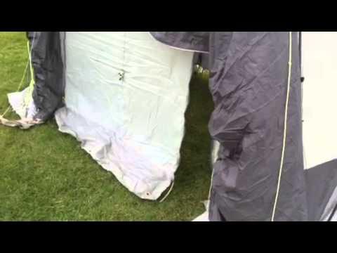 Sunncamp Aspect Motorhome Awning - YouTube