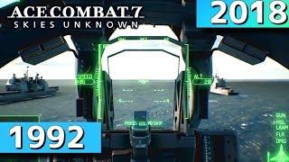 「エースコンバット」進化の歴史【ACE COMBAT7 スカイズ・アンノウンまで】