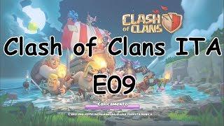 Clash of Clans ITA -E09- Attacchi Th11 belli belli