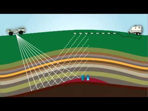 How 3D Seismic Is Used To Explore Oil And Gas Geophysics Rocks   YouTube